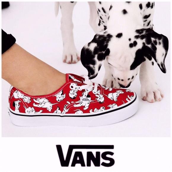 Vans Shoes | Vans Disney Authentic 1
